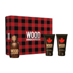 Dsquared² Wood for him Gift set
