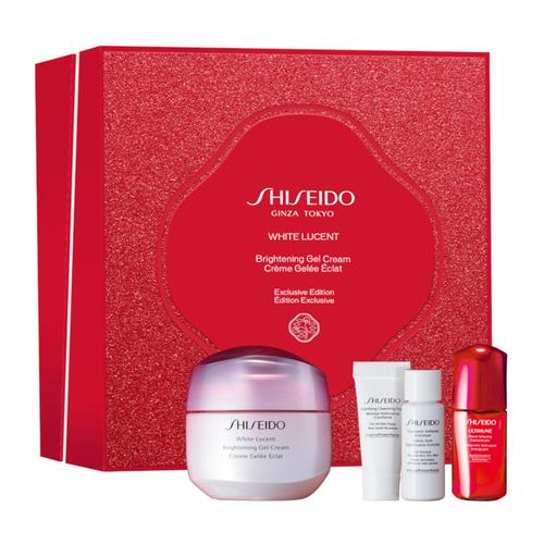 Shiseido White Lucent Brightening Gel Cream Set