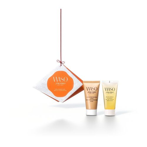 Shiseido Waso Hello Moisture Mini Kit Hydratation Set