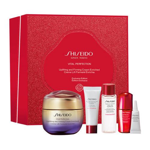 Shiseido Vital Perfection Uplifting & Firming Cream Enriched