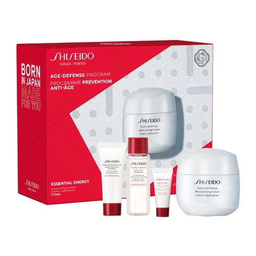 Shiseido Essential Energy Age Defense Program Set