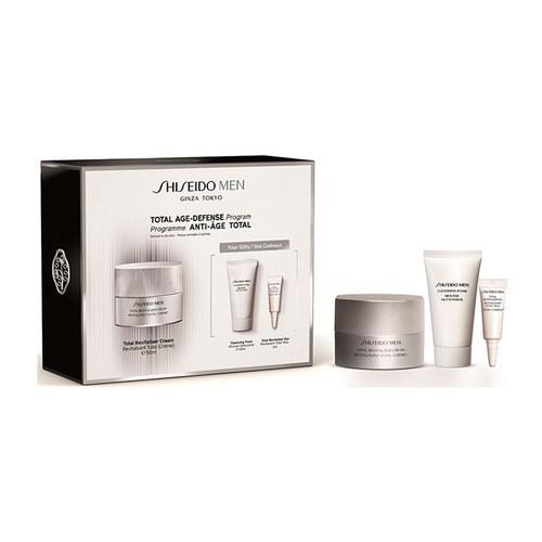 Shiseido Men Total Age-Defense Program Set