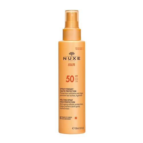 NUXE Sun Melting Spray High Protection SPF 50