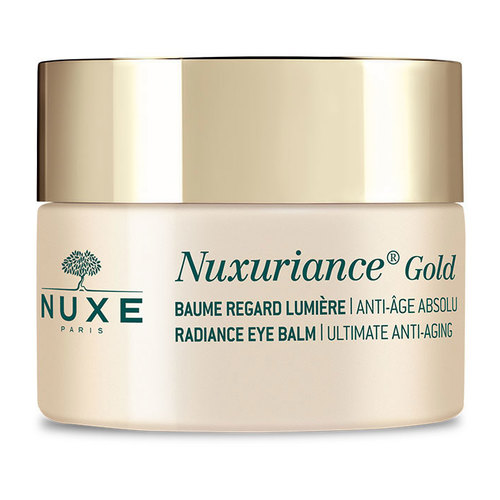 NUXE Nuxuriance Gold Radiance Eye Balm Ultimate Anti-aging 15 ml