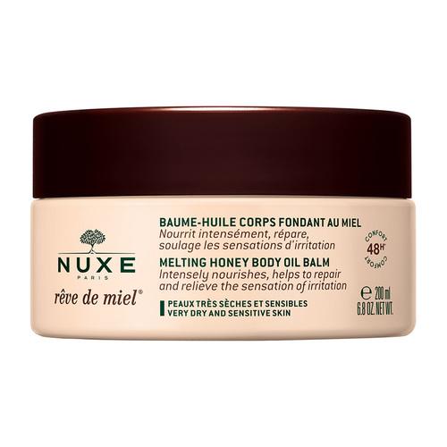 NUXE NUXE Rêve De Miel Melting Honey Body Oil Balm 200 ml