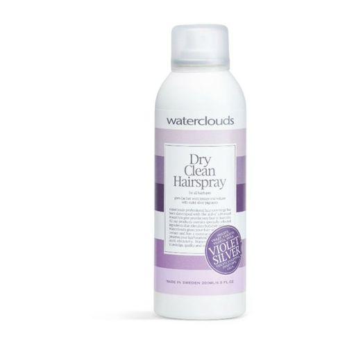 Waterclouds Violet Silver Dry Clean Hairspray 200 ml