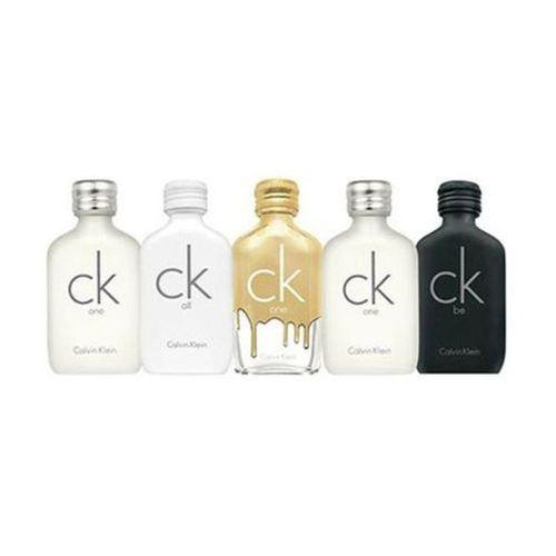 Calvin Klein Deluxe Fragrance Travel Collection Miniaturen-Set