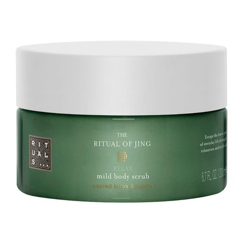 Rituals The Ritual Of Jing Mild Body Scrub 200 ml