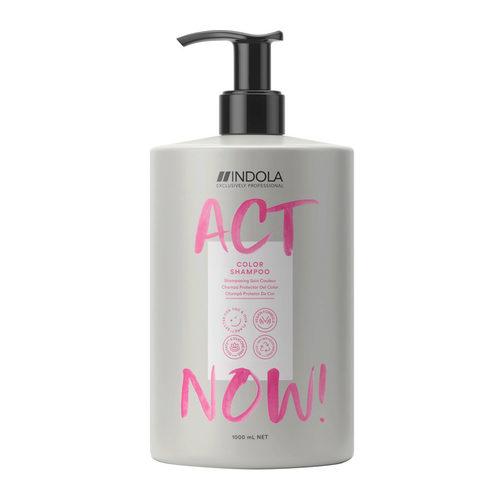 Indola Act Now Color Shampoo
