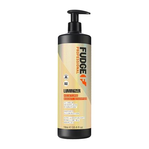 Fudge Luminizer Moisture Boost Shampoo 1000 ml