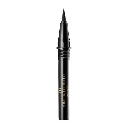 Sensai Colours Designing Liquid Eyeliner Refill 01 Black 0,6 ml