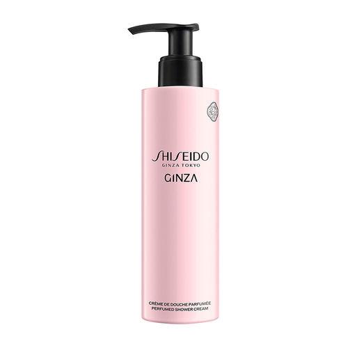 Shiseido Ginza Perfumed Shower Cream Gel de ducha 200 ml