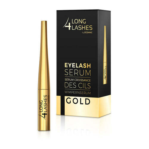 Oceanic Long4lashes Gold Soin pour cils 4 ml