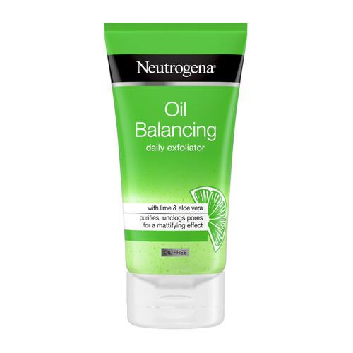 Neutrogena Oil Balancing Gommage pour visage 150 ml
