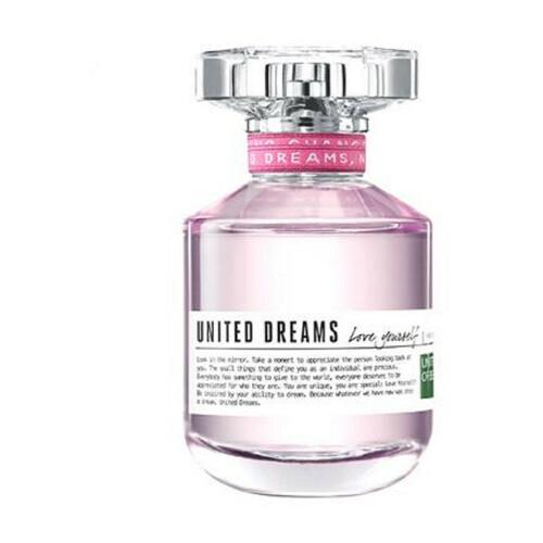 Benetton United Dreams Love Yourself Eau de toilette 80 ml