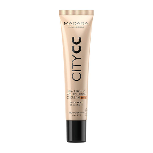 Mádara Organic Skincare City CC Crème Teintée SPF 15 40 ml