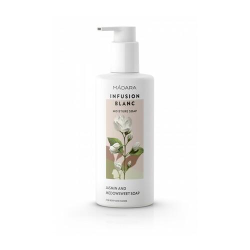 Mádara Organic Skincare Infusion Blanc Savon 300 ml