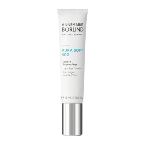 Annemarie Börlind Natural Beauty Pura Soft Q10 Light Crème pour les yeux 15 ml
